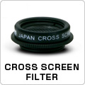 GIZMON iCA CROSS SCREEN FILTER