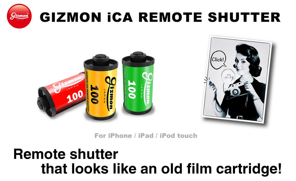 GIZMON iCA REMOTE SHUTTER