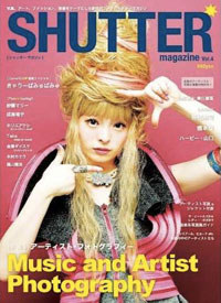「SHUTTER magazine Vol.04」に紹介されました。