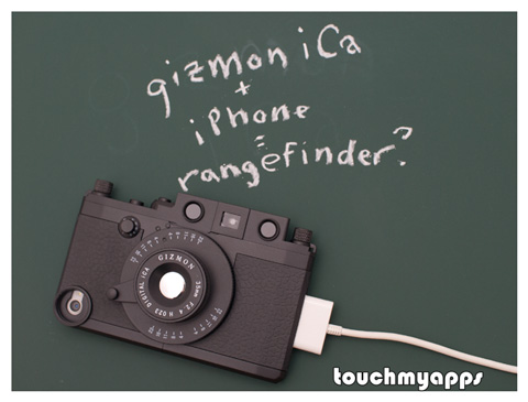"""TouchMyApp"" did a review of GIZMON iCA MILITARY"