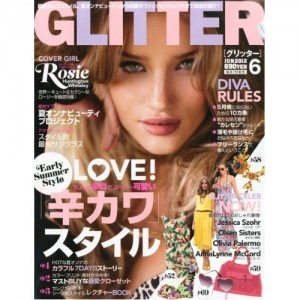 「GLITTER 6月号」に弊社商品GIZMON iCAが紹介されました。
