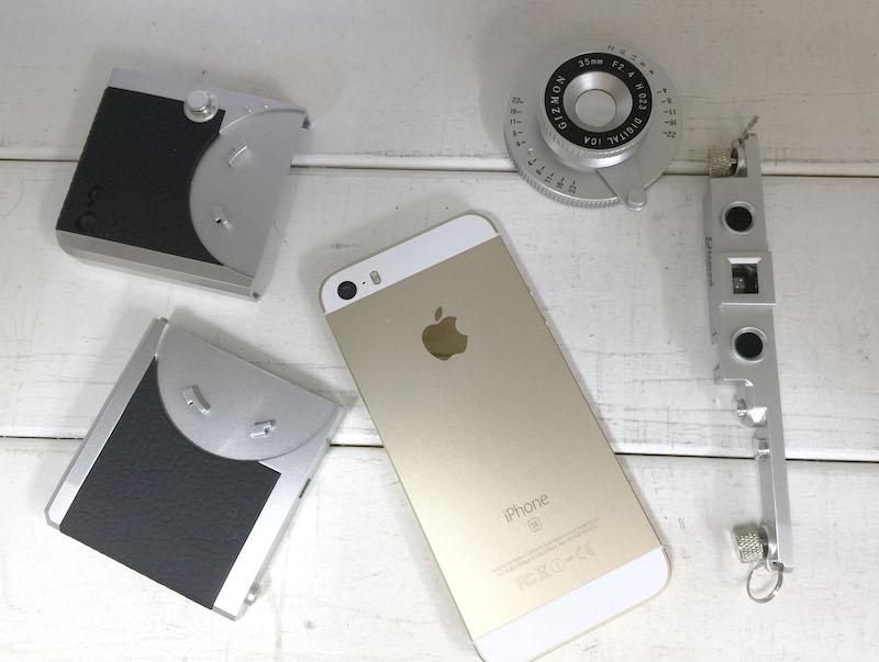 GIZMON製品のiPhone SEへの対応状況