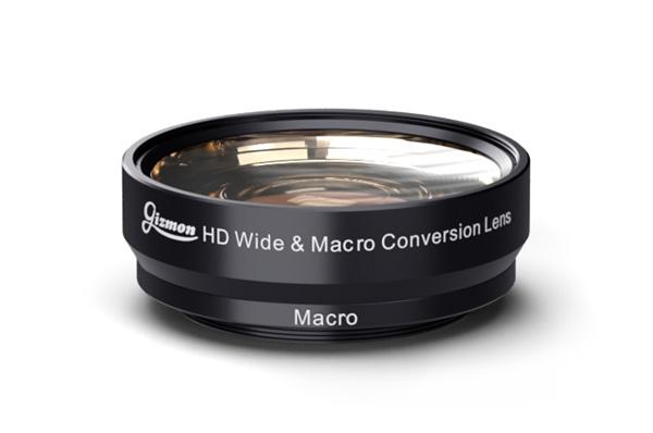 HD Wide & Marco Conversion Lens
